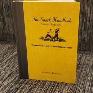 The Snark Hand book, Comebacks and Taunts